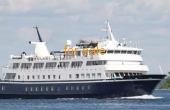 Boutique Cruise Ship for Sale in the USA