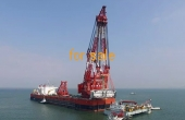 Crane Vessel with DP and 12000t lifting capacity (revolving) now available