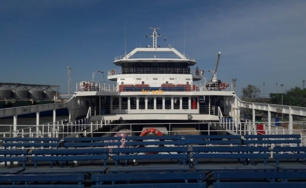Go 0157 - Double Ended Ferry - 97m