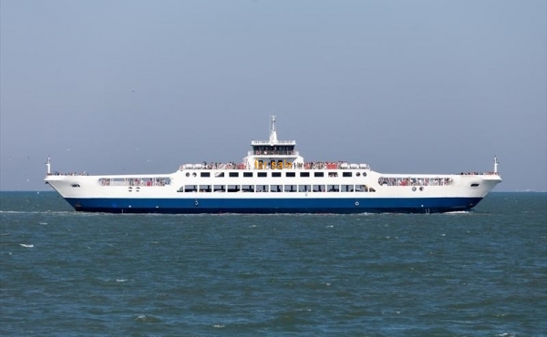 Ropax doubled ended Ferry for sale