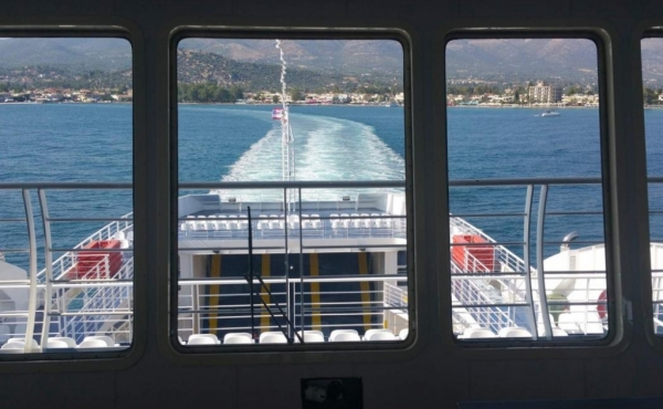 Go 0840 - Double Ended Ferry - 83m(2)