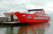 Go 0840 - Double Ended Ferry - 83m